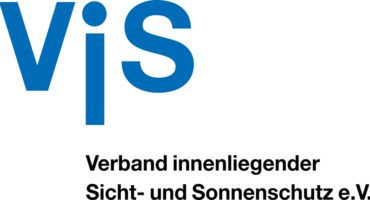 Logo ViS – Verband innenliegender Sicht- und Sonnenschutz e. V.